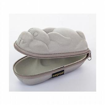 Baby Banz Sunglass Case - Silver Rabbit