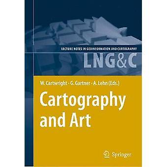 Cartografía y el arte por Cartwright y Guillermo
