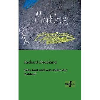 Sindh Und war Sollen sterben objekthaften von & Richard Dedekind