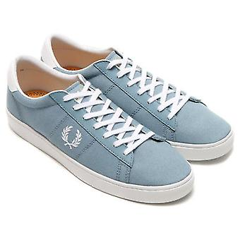 Fred Perry Mens Spencer Canvas/Leather Shoes B7523-C54