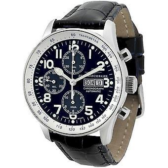 Reloj Zeno-watch X-large Cronógrafo piloto-fecha especial P557TVDD-b1