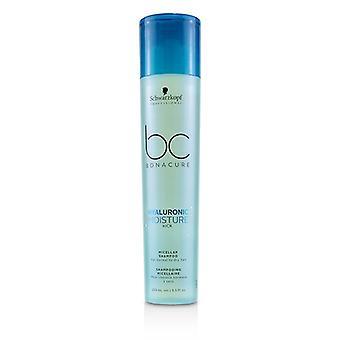 Schwarzkopf BC Bonacure Hyaluronic fugt kick Micellar shampoo (til normal til tørt hår)-250ml/8.5 oz