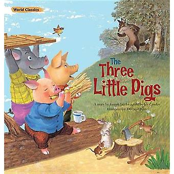 The Three Little Pigs by Joseph Jacobs - Joy Cowley - Do-Yeon Kim - 9
