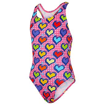 Maru Pollyanna Pacer Rave Back Swimwear For Girls