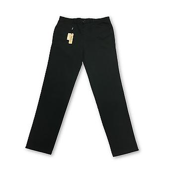 Virgola chinos in black