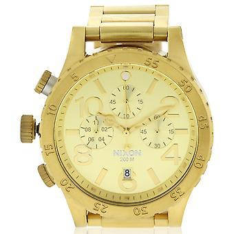 Nixon Geo Volt Chrono Watch Mens Watch A486502
