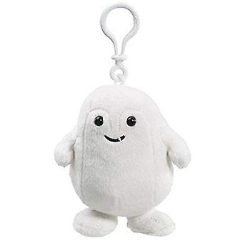 Doctor Who Adipose 4Inch Talking Plush Clip-On