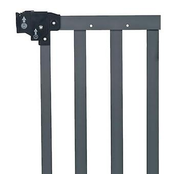 Safety 1St Wooden Swing Barrier Xl (Dark Greyl) (Babies and Children , Walk)