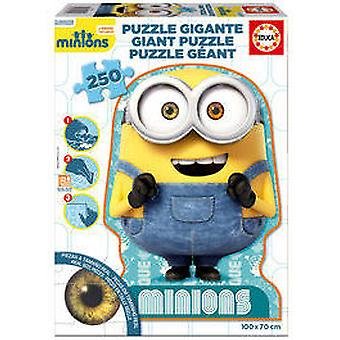 Educa Puzzle Minion Bob 250 Pieces (Speelgoed , Bordspellen , Puzzels)