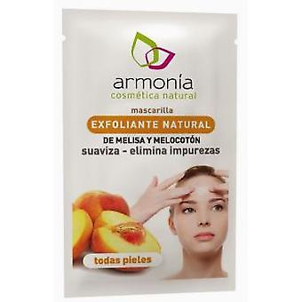 Armonia Melisa + Scrub Peach (24 Packets) (Beauty , Facial , Scrubs , Facial Masks)