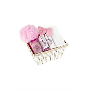 Flor De Mayo Bathroom 5 Pieces Case