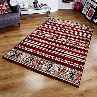Zante Rugs 5501R In Red