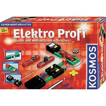 Science kit Kosmos Elektro Profi 620813 10 years and over