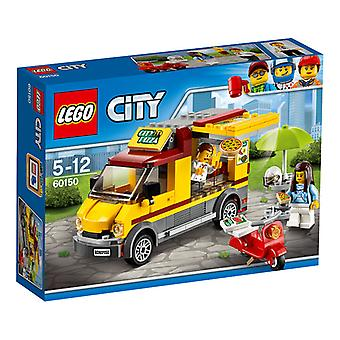 LEGO City Pizza Delivery Truck