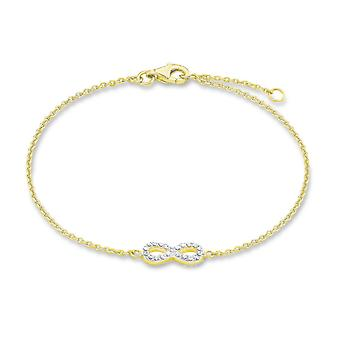 s.Oliver jewel ladies bracelet silver gold 2012475