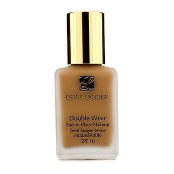 Estee Lauder Double Wear vistelse i plats Makeup SPF 10 - nr 05 Shell Beige (4N1) - 30ml / 1oz