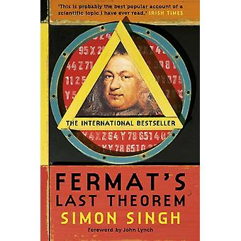 Fermat's Last Theorem: The Story of a Riddle That Confounded the World's Greatest Minds for 358 Years (Paperback) by Singh Dr. Simon