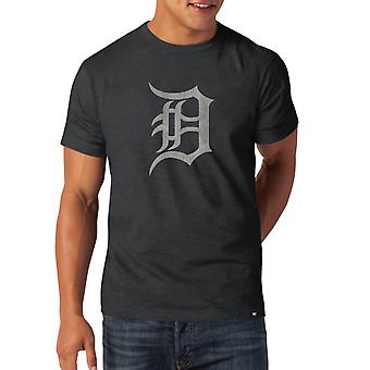 47 fire SCRUM slim shirt - MLB Detroit Tigers charcoal