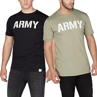 Alpha Industries T-Shirt Army