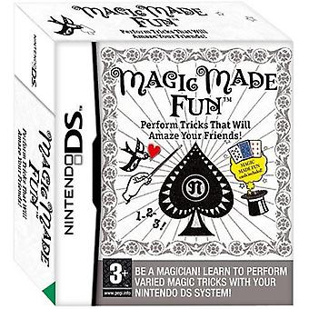 Magic Made Fun (AKA Master of Illusion) Nintendo DS Game