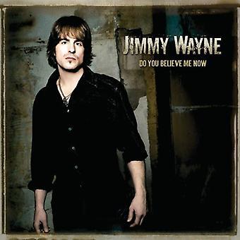 Jimmy Wayne - gøre du tror mig nu [CD] USA import