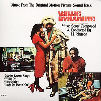 J.J. Johnson - Willie Dynamite (LP) [Vinyl] USA import