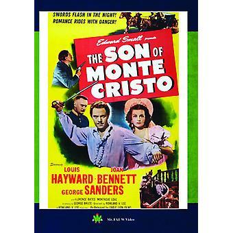 Son till Monte Cristo [DVD] USA import