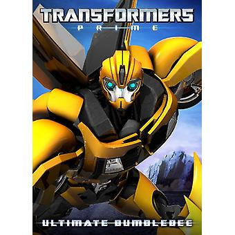 Transformers Prime: Ultimate Bumblebee [DVD] USA import