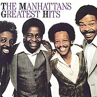 Manhattans - Greatest Hits [DVD] USA importere