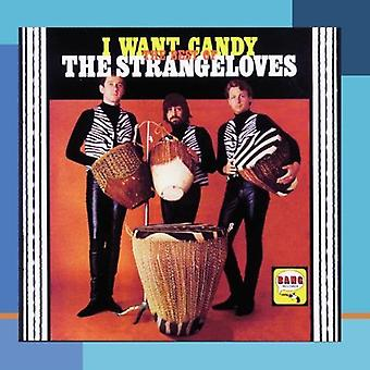 Strangeloves - ich will Candy-Best of Strangeloves [CD] USA import