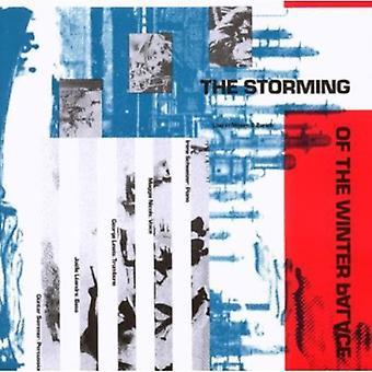 Irene Schweizer - stormen på Vinterpaladset [CD] USA import