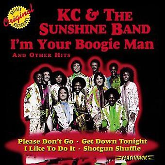 K.C. & the Sunshine Band - I'm Your Boogie Man [CD] USA import