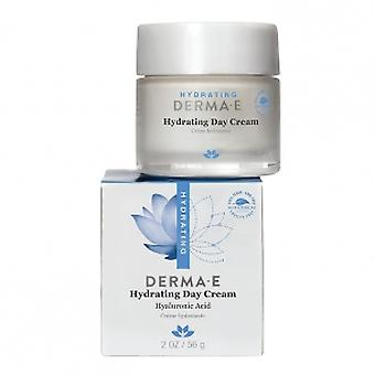 Derma E Hydrating Day Creme Hyaluronic 2 Oz