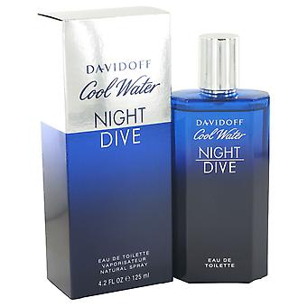Davidoff Men Cool Water Night Dive Eau De Toilette Spray By Davidoff