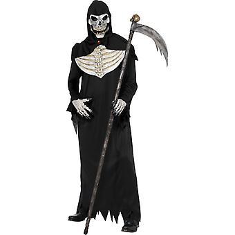 Grim reaper costume DELUXE death costume Halloween GrM