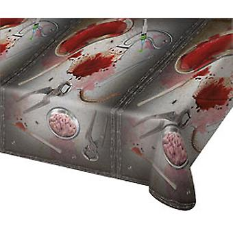 Bloody Halloween party tablecloth 180 x 130 cm decoration