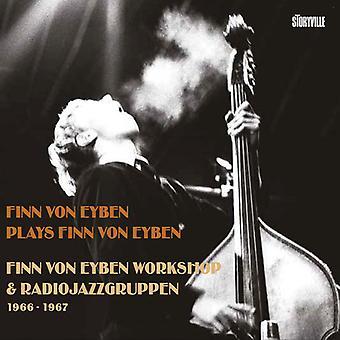 Finn Von Eyben - 1966-67 [CD] USA Importer