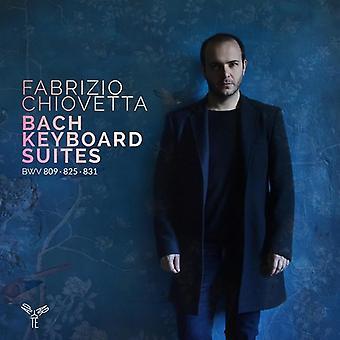 Bach, J.S. / Chiovetta, Fabrizio - Une Vie De Rossini [CD] USA import