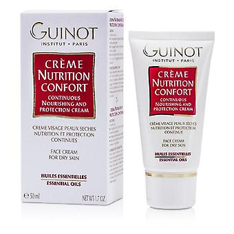 Continuous Nourishing & Protection Cream (For Dry Skin) - 50ml/1.7oz
