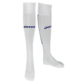 2017-2018 Sampdoria Joma Home Football Socks (White)