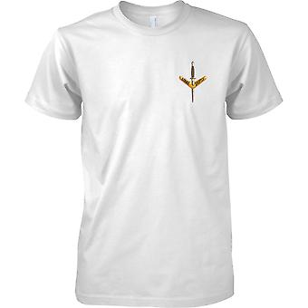 Australische Armee spezielle Op - 1st Commando Regiment - Kinder-Brust-Design-T-Shirt