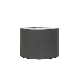 Light & Living Shade Cylinder 45-45-20 Cm LIVIGNO Dark Grey