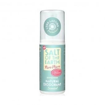 Salt Of The Earth - Pure Explorer Natural Deodorant Spray For Men 100ml