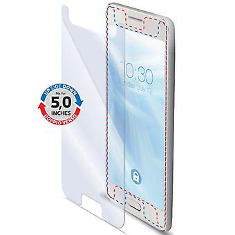 Celly tempered glass Universal 5.0