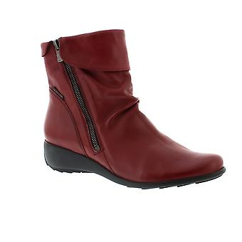 Mephisto Seddy - Texas Oxblood (Red) Womens Boots