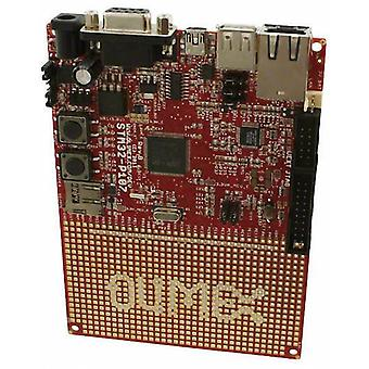 PCB prototyping board Olimex STM32-P107