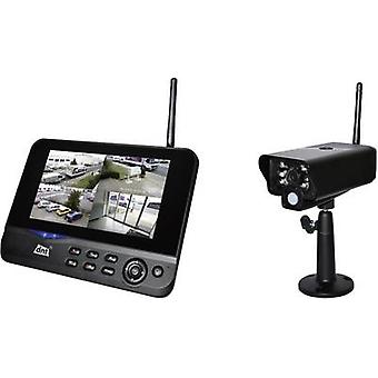 4-channel incl. 1 camera dnt 52200 Quattsecure