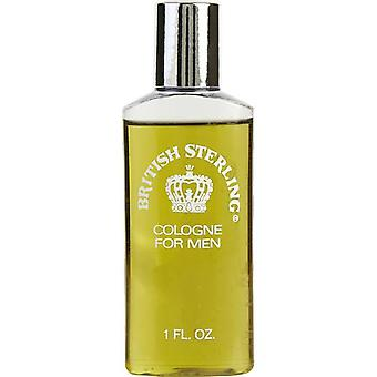 British Sterling By Dana Cologne 1 Oz (Plastic Travel)