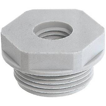Cable gland reducer M25 M20 Polyamide Light grey (RAL 7035) LappKabel SKINDICHT® KU-M25/20 1 pc(s)
