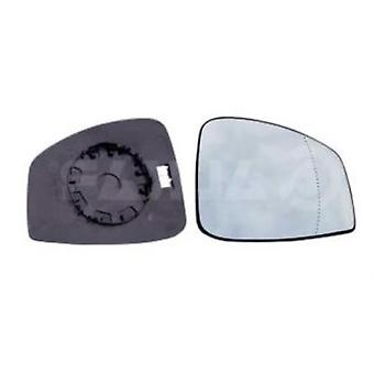 Right Mirror Glass (Heated) for Renault SCÉNIC 2009-2016